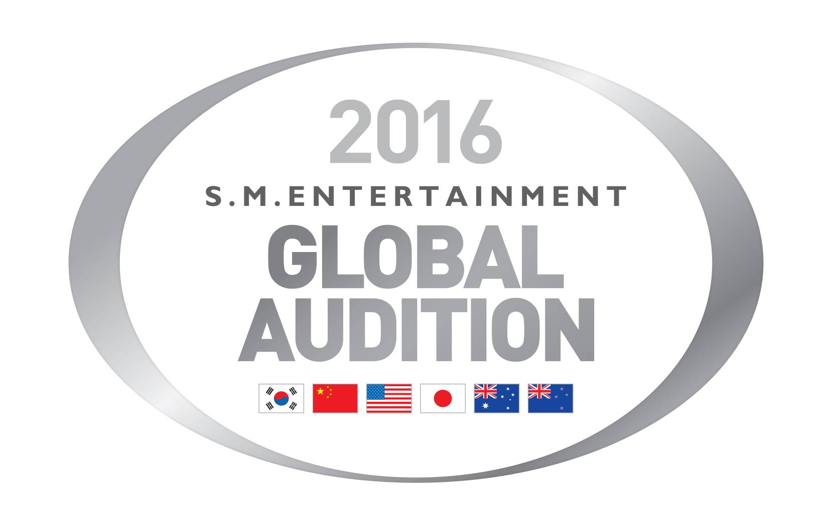 SM Entertainment Global Audition 2016 coming to Australia and New Zealand