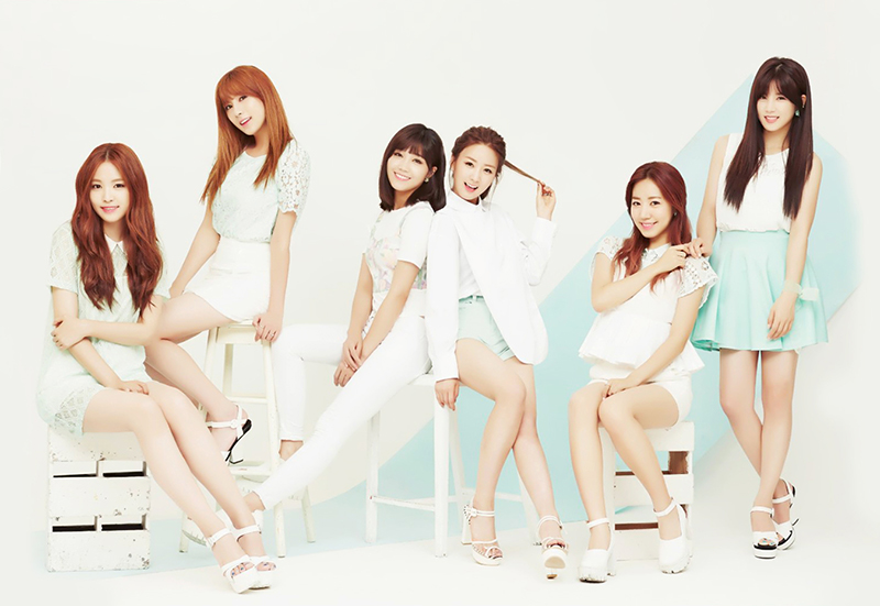 Apink coming to North America for 4 city tour in January 2016