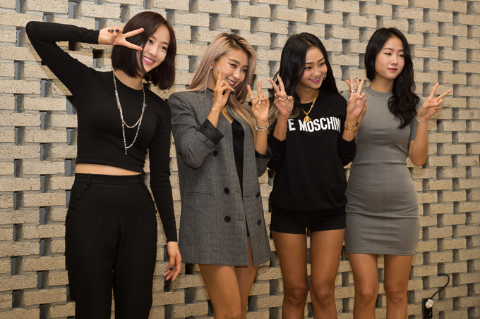 Interview: SISTAR (South Korea) Talks To Us About The Highlights Of Their Career So Far