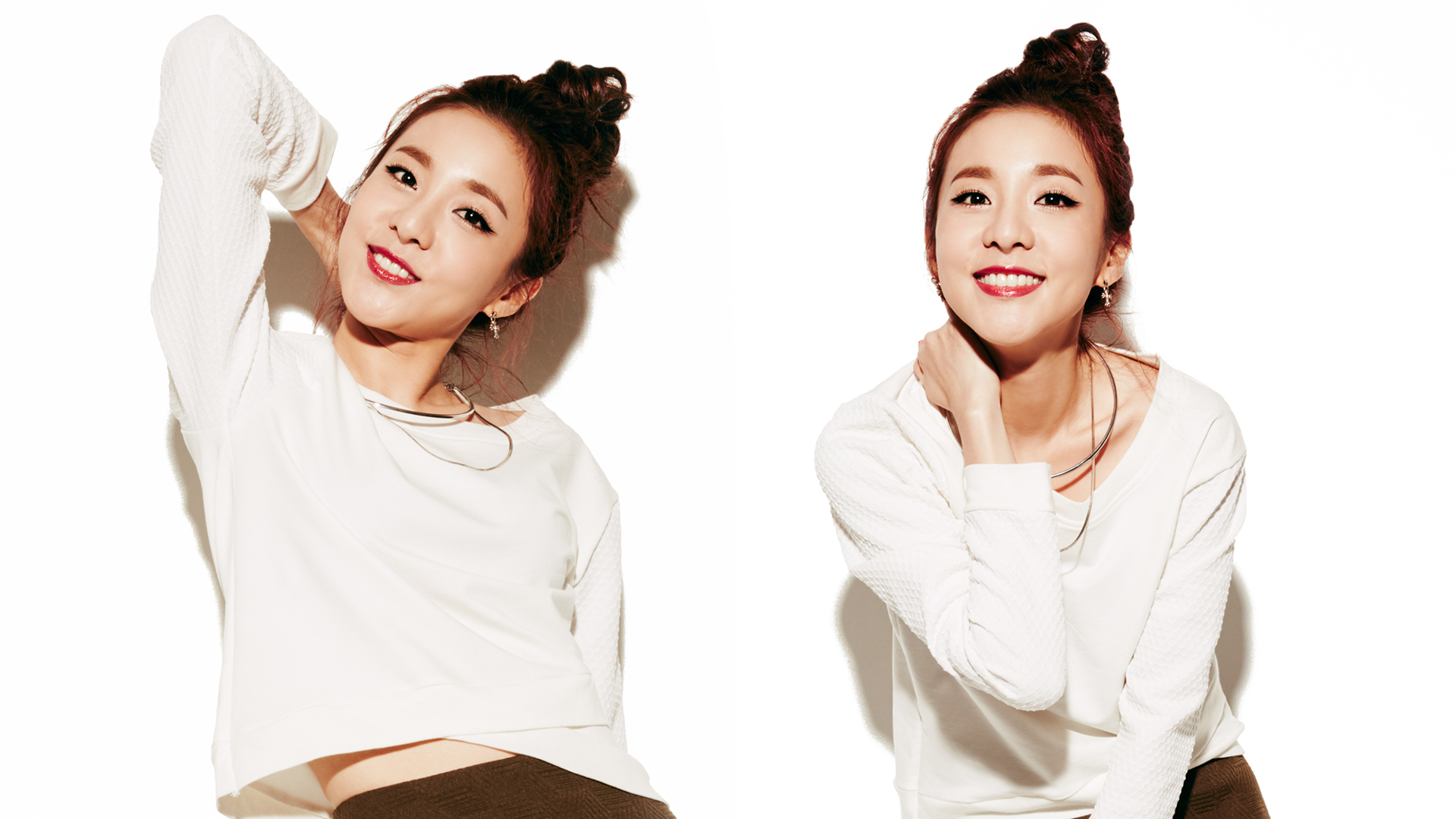 Dara posing for Penshoppe in their new promotional video