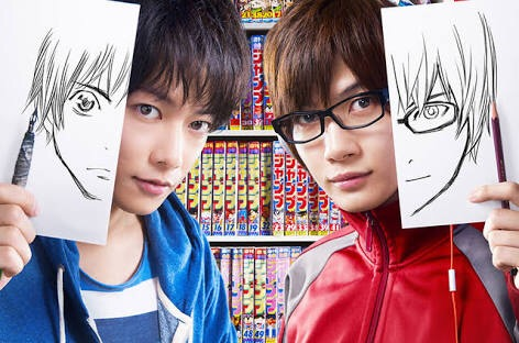 Japanese Film Festival 2015 Film Review: Bakuman (Japan, 2015)