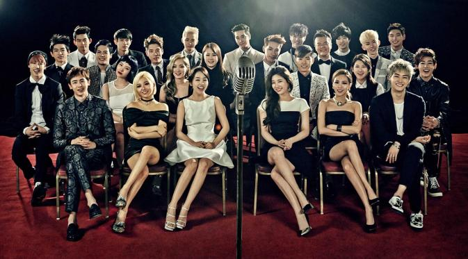 JYP Entertainment hosting auditions in Australia