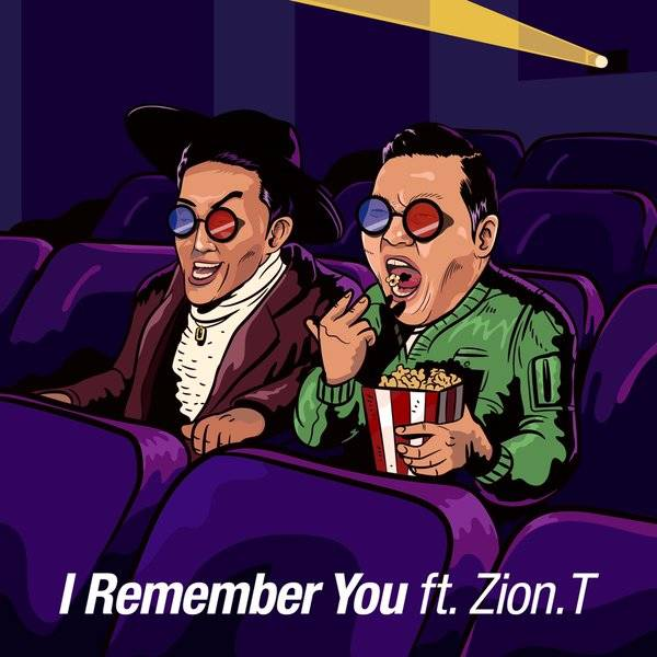 PSY teases new album and collaboration with Zion. T