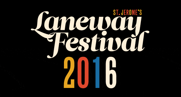St Jerome's Laneway Festival reveals its 2016 lineup for Singapore