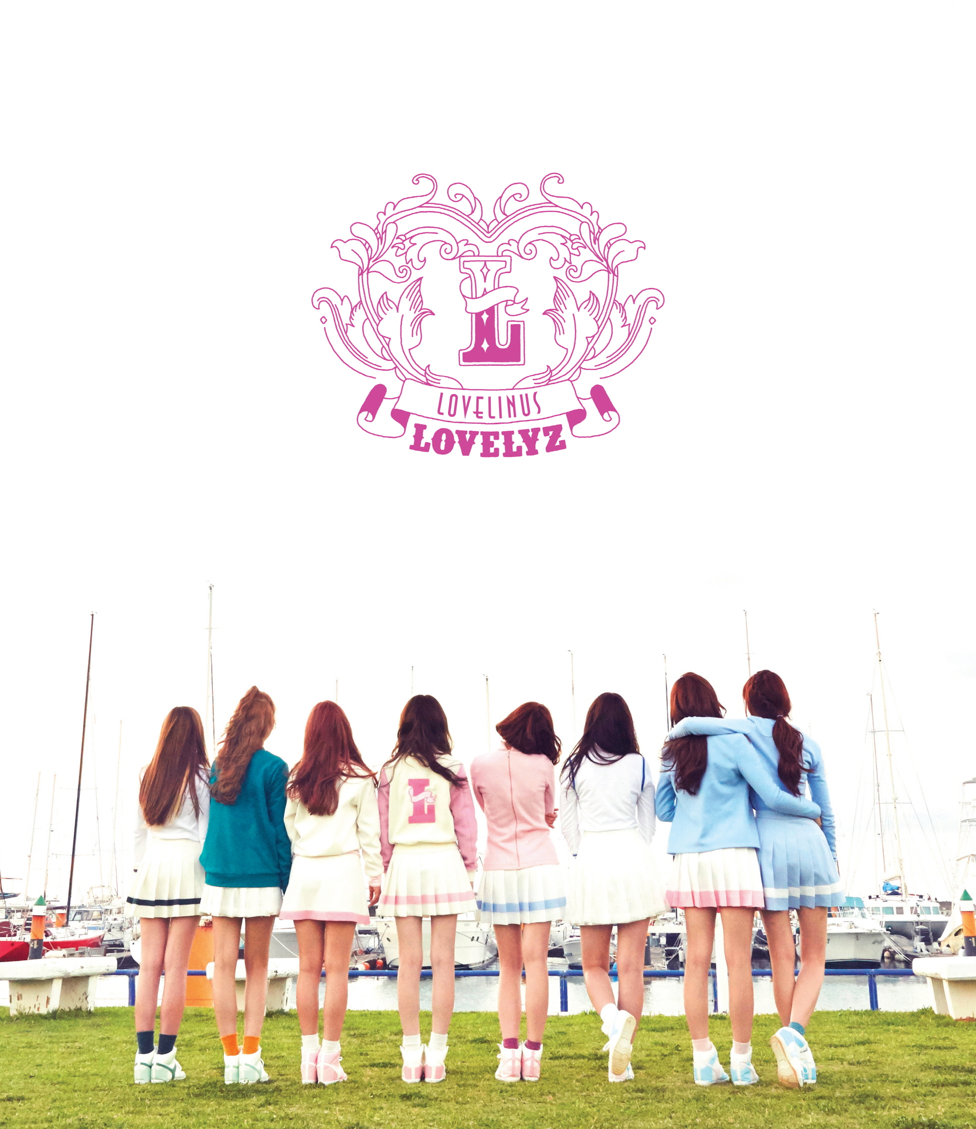 Lovelyz releases colourful teaser image for comeback