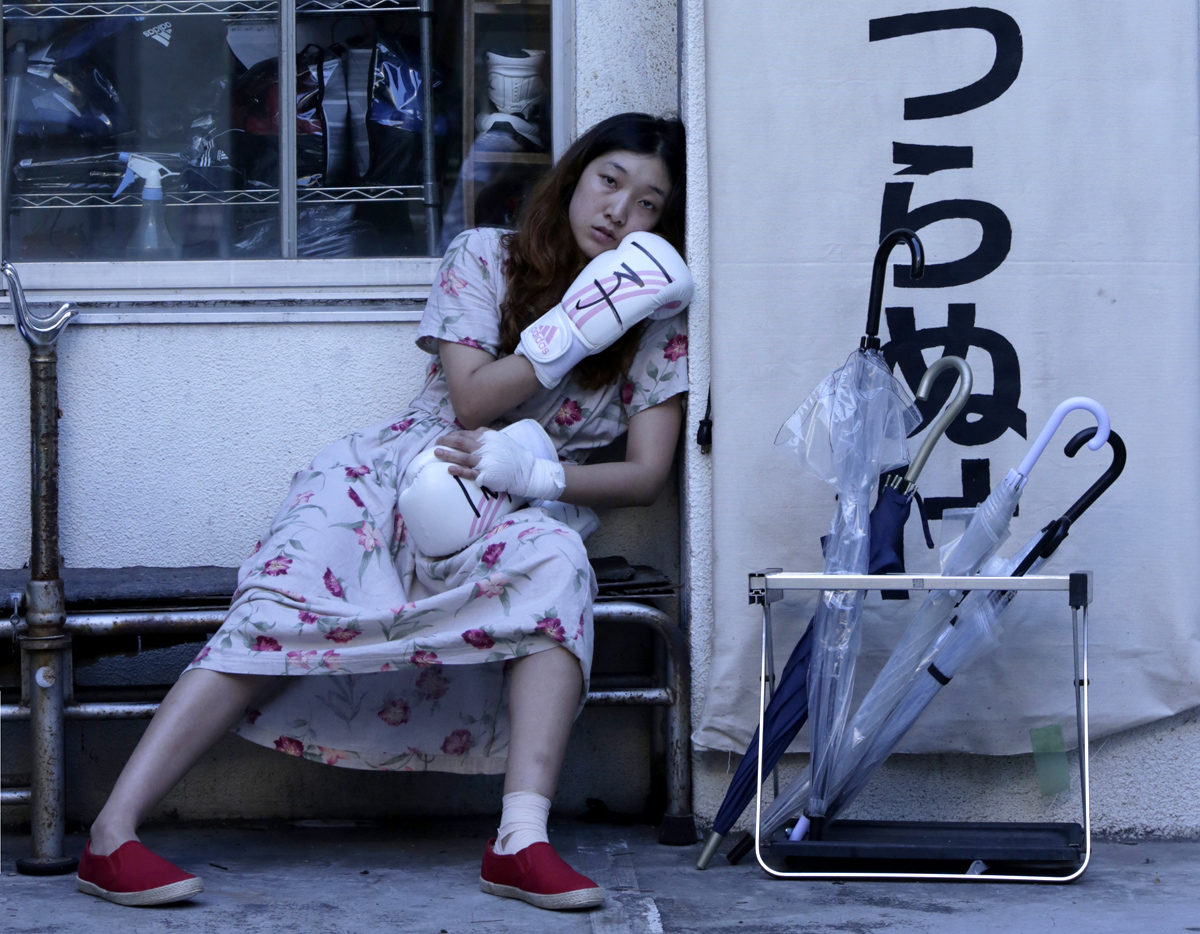 Japanese Film Festival 2015 Film Review: 100 Yen Love (Japan, 2014)