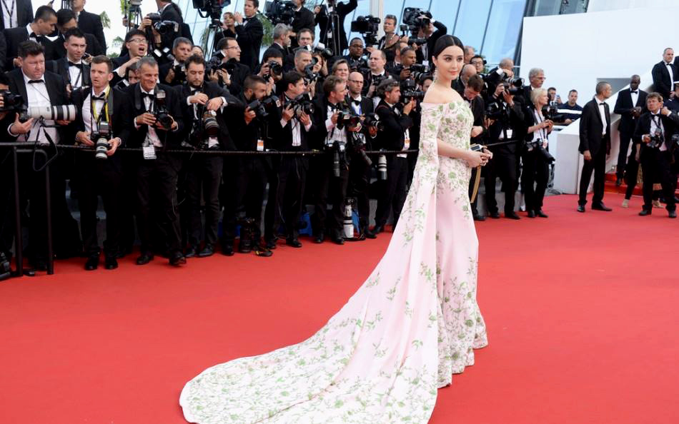 10 Iconic Photos of Fan Bingbing That Caught the World's Attention