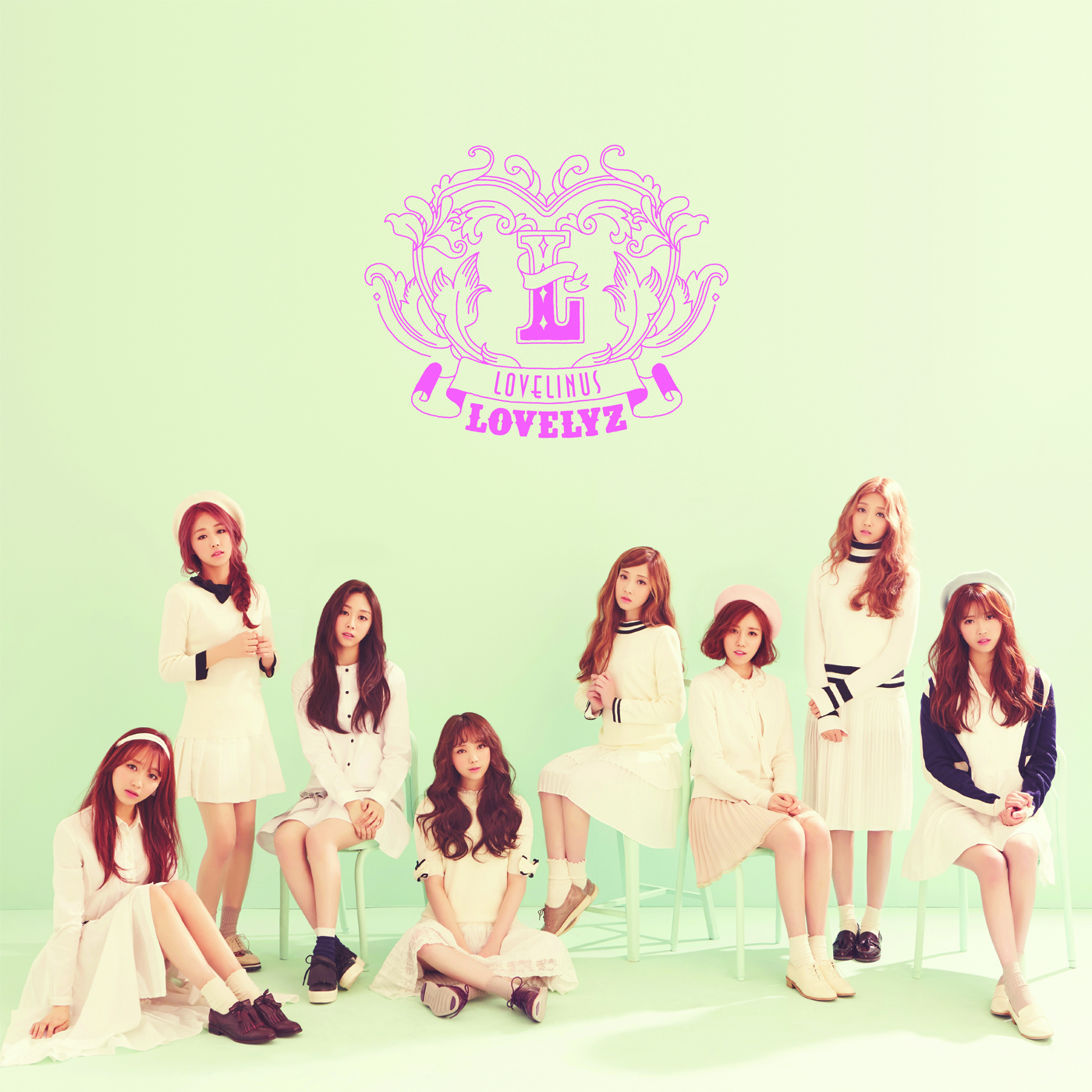 Lovelyz return with an uplifting new track especially 'For You'