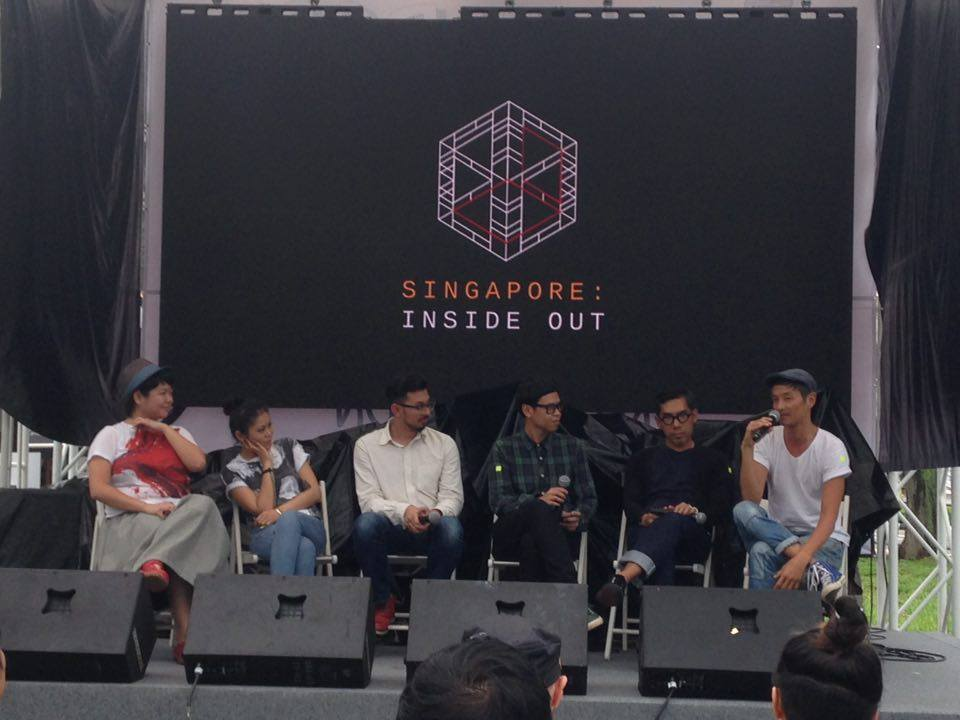 Singapore: Inside Out Music Panel Discussion: Ten Tips on Growing an Overseas Fan Base