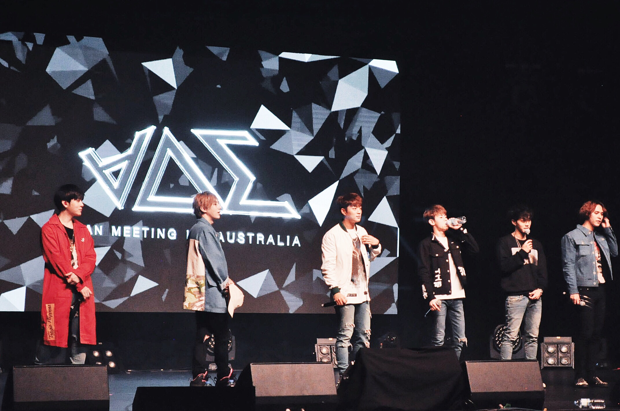 "6 Things We Love About Beast ""Ordinary"" Fan Meet in Melbourne"