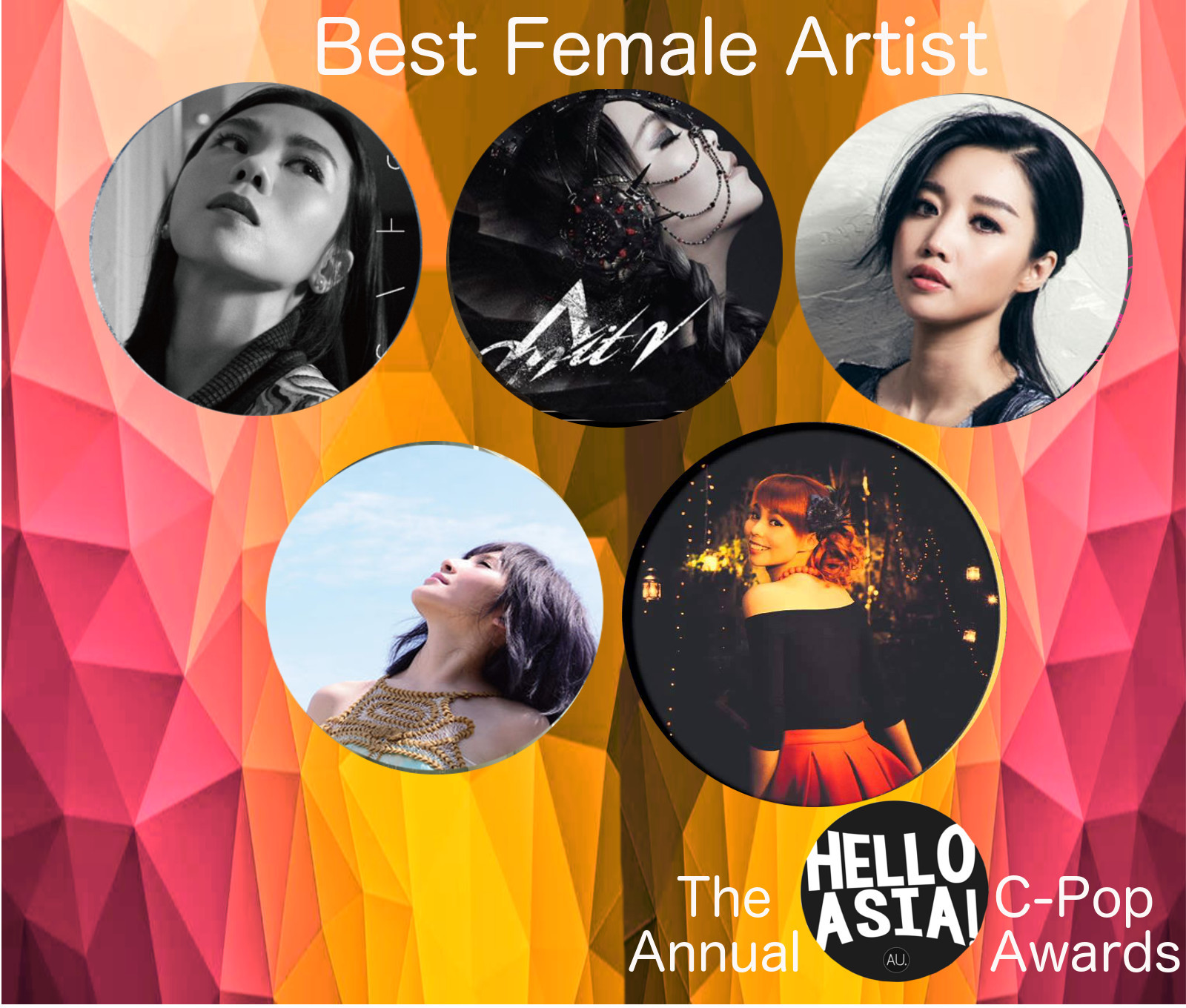 Best Female Artist