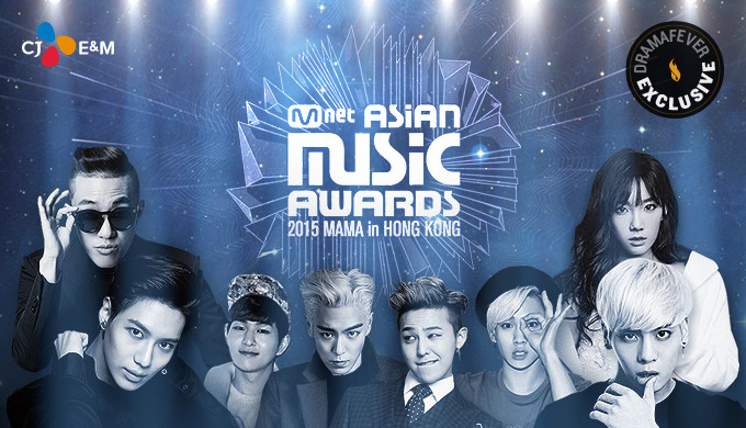 Relive 2015 Mnet Asian Music Awards (MAMA) on DramaFever