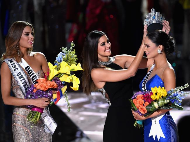 Miss Universe ends in farce as Miss Colombia wrongly crowned after Miss Philippines wins title