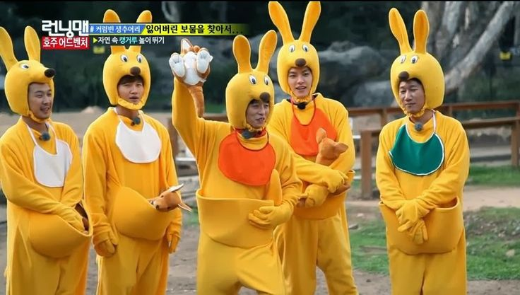 SBS2 to broadcast Korean Running Man episodes shot in Australia