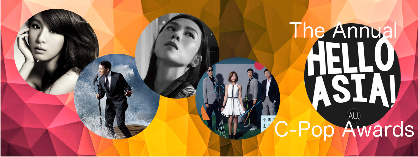Full winners list from 2015 Hello Asia C-Pop Awards