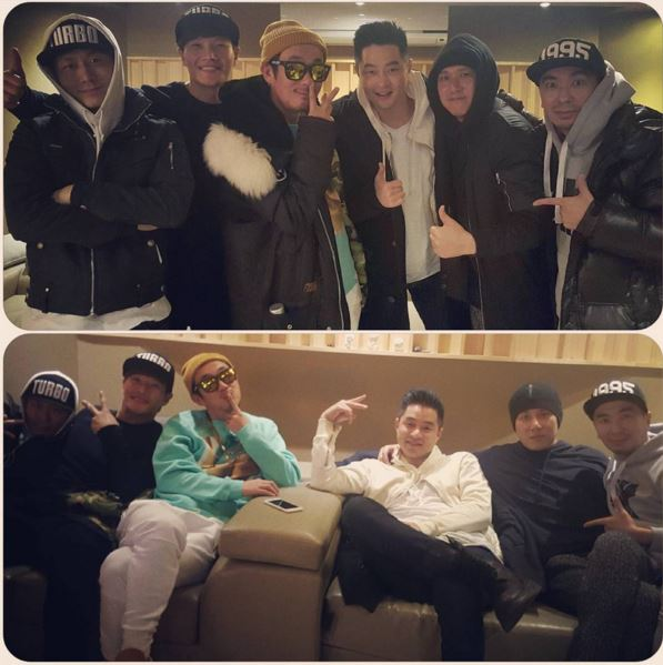 Turbo, Roo'Ra, DJ DOC and Jinusean reunite for new album