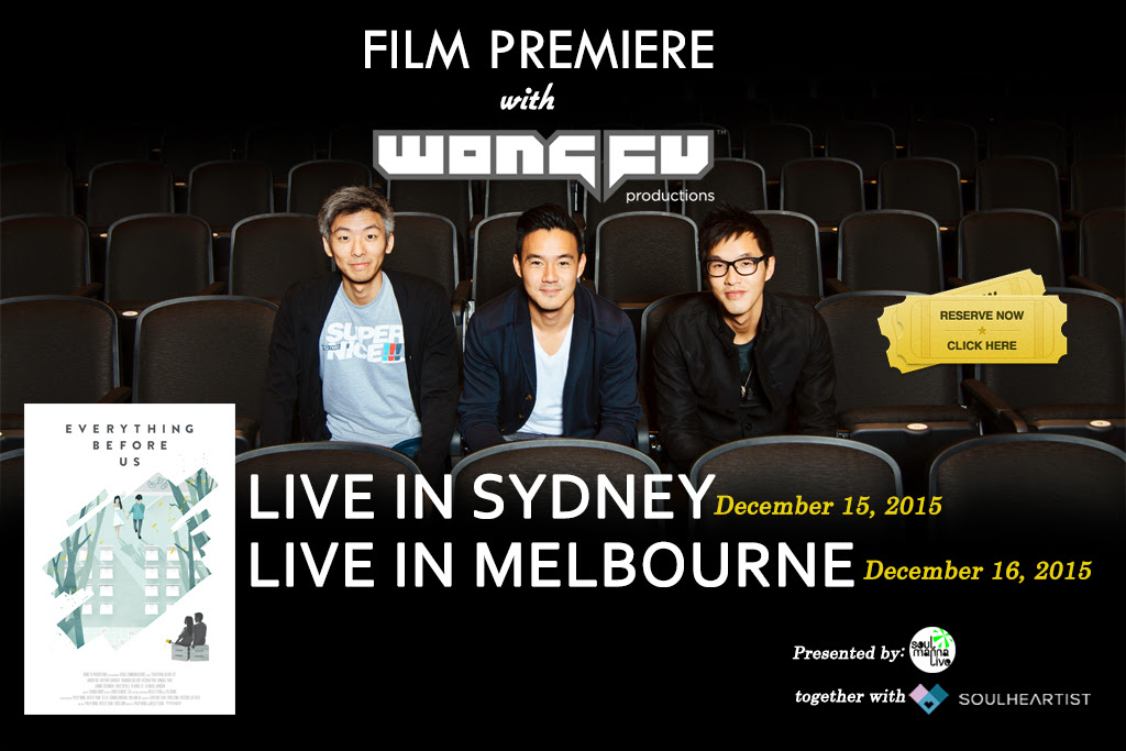WIN a double pass to see Wong Fu Productions in Sydney and Melbourne