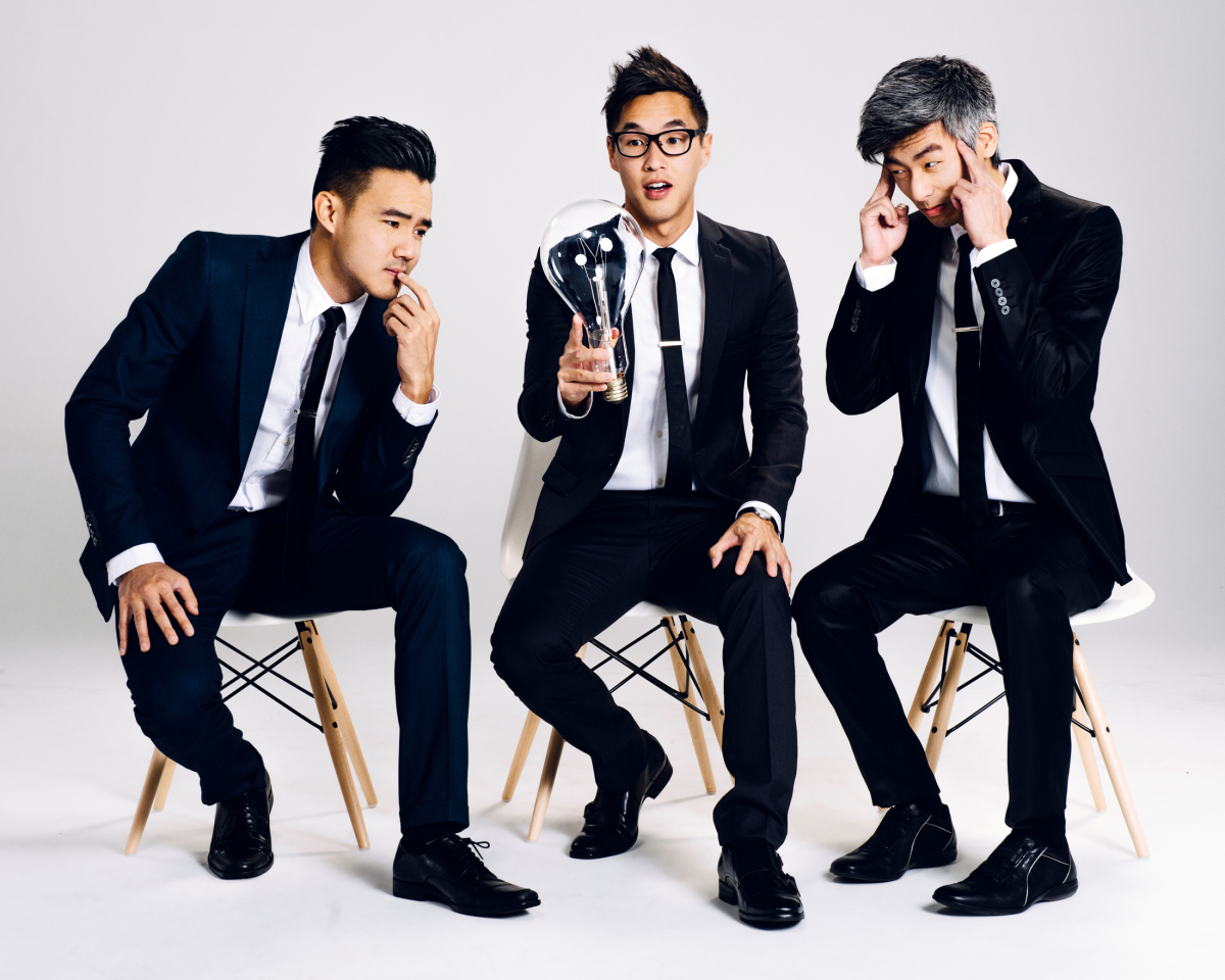 "Wong Fu Productions hilarious take on BIGBANG's ""Bang Bang Bang"""