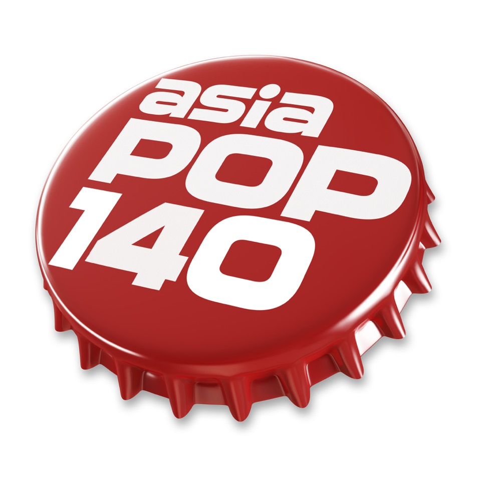 Asia Pop 40 counting down the top 140 songs of 2015 in Asia