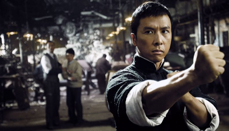 Film Review: Ip Man 3 (Hong Kong, 2015)