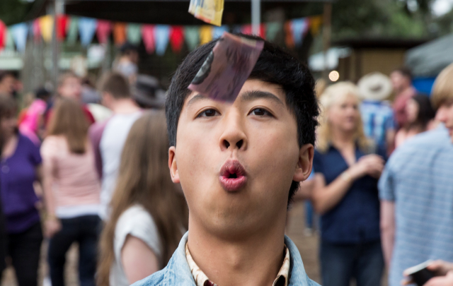 Interview: John Luc on playing Lawrence in SUCKER and transitioning from a YouTuber