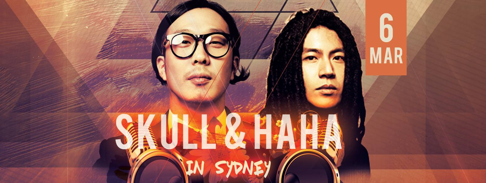 Korean artists Skull and Haha to perform at Sydney's Space Club