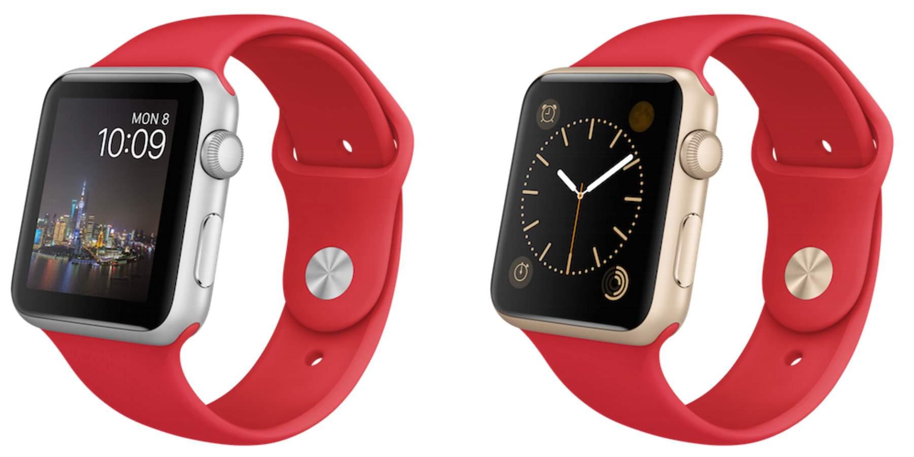 Two exclusive Apple Watch Sport models for Chinese New Year