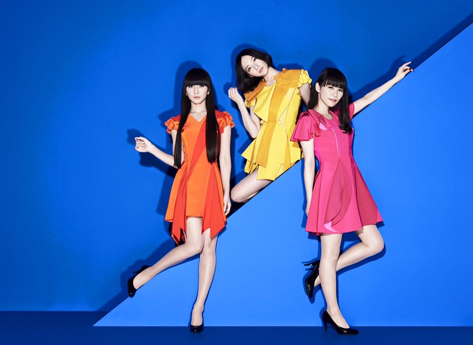"Perfume announce new album ""COSMIC EXPLORER"" with a Japan and US Tour!"
