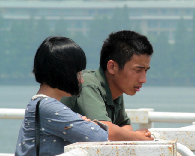 The Sydney premiere of Li Wen at East Lake showing at 8.30pm, Feb 10