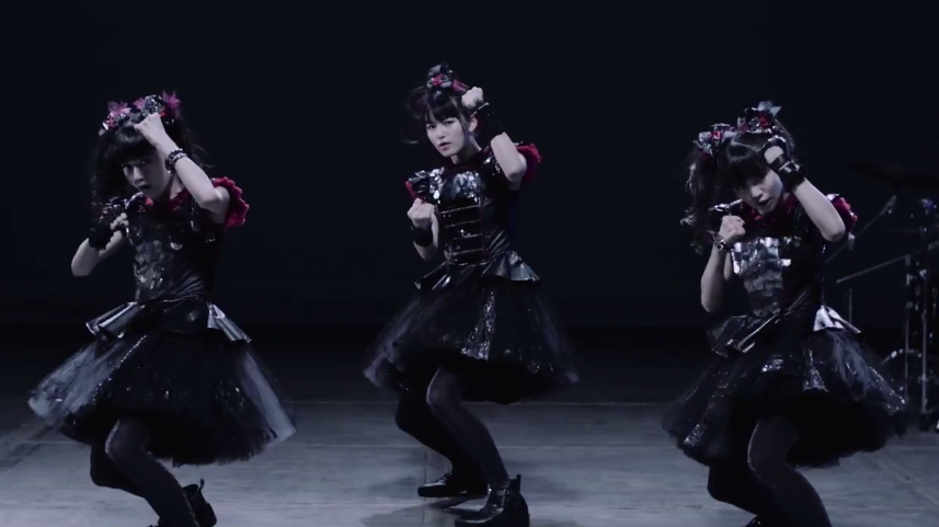 Babymetal to appear on 'The Late Show With Stephen Colbert' on April 5
