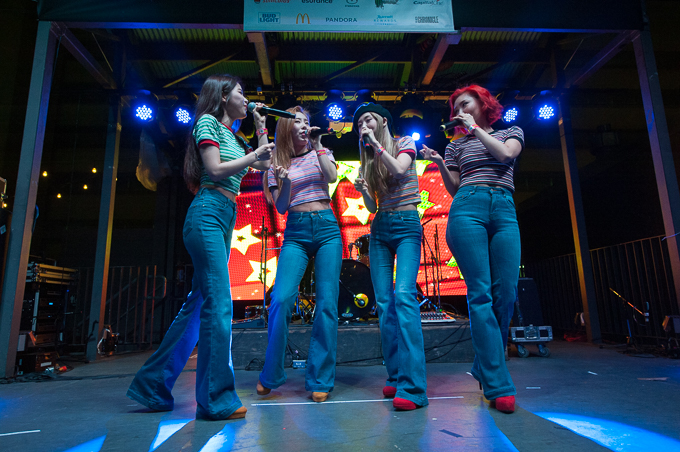 SXSW 2016 Photo Gallery: K-Pop Night Out ft. MAMAMOO – The Belmont (16.03.16)