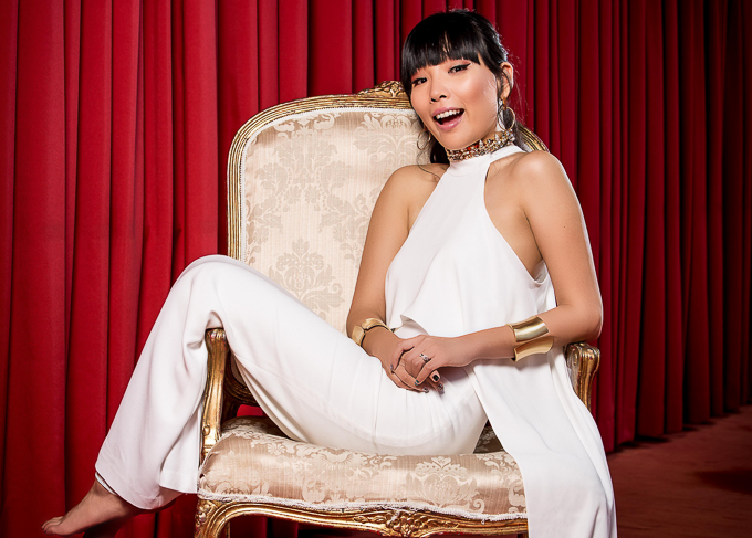 "Dami Im releases teaser to her Eurovision song ""Sound of Silence"""