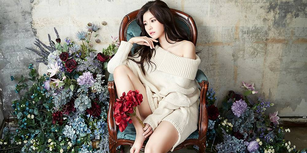 Hyosung of Secret Comes Back With A Solo Album