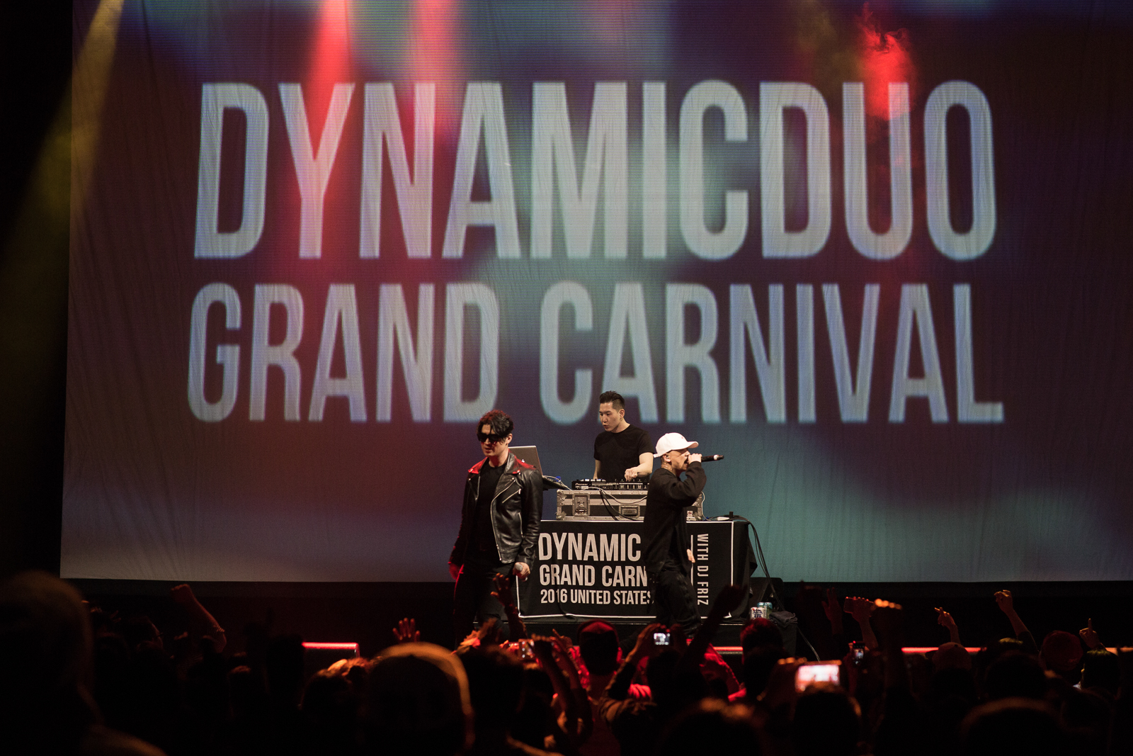 Live Review: Dynamic Duo – The Novo by Microsoft, LA (19.03.16)