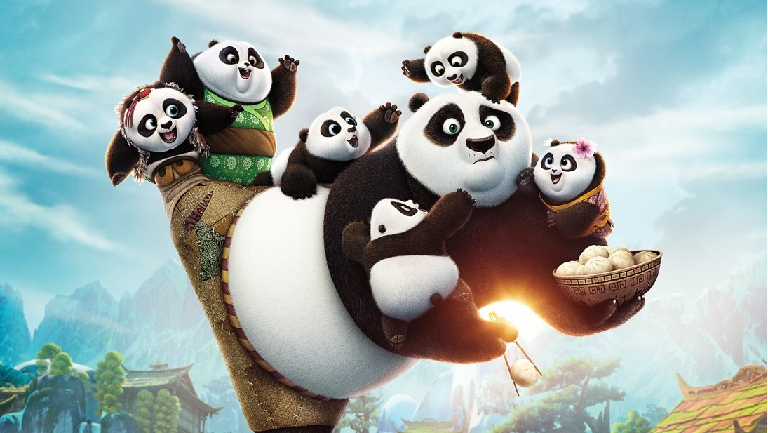 Film Review: Kung Fu Panda 3 (USA/China, 2016)