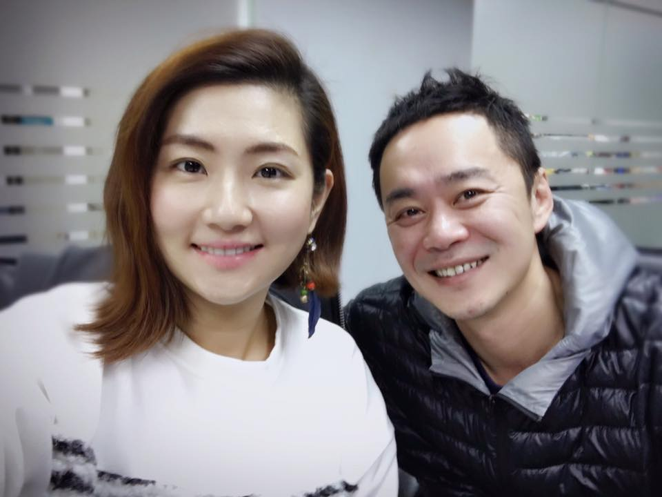 Selina from Taiwanese girl group S.H.E announces divorce with lawyer Richard Chang