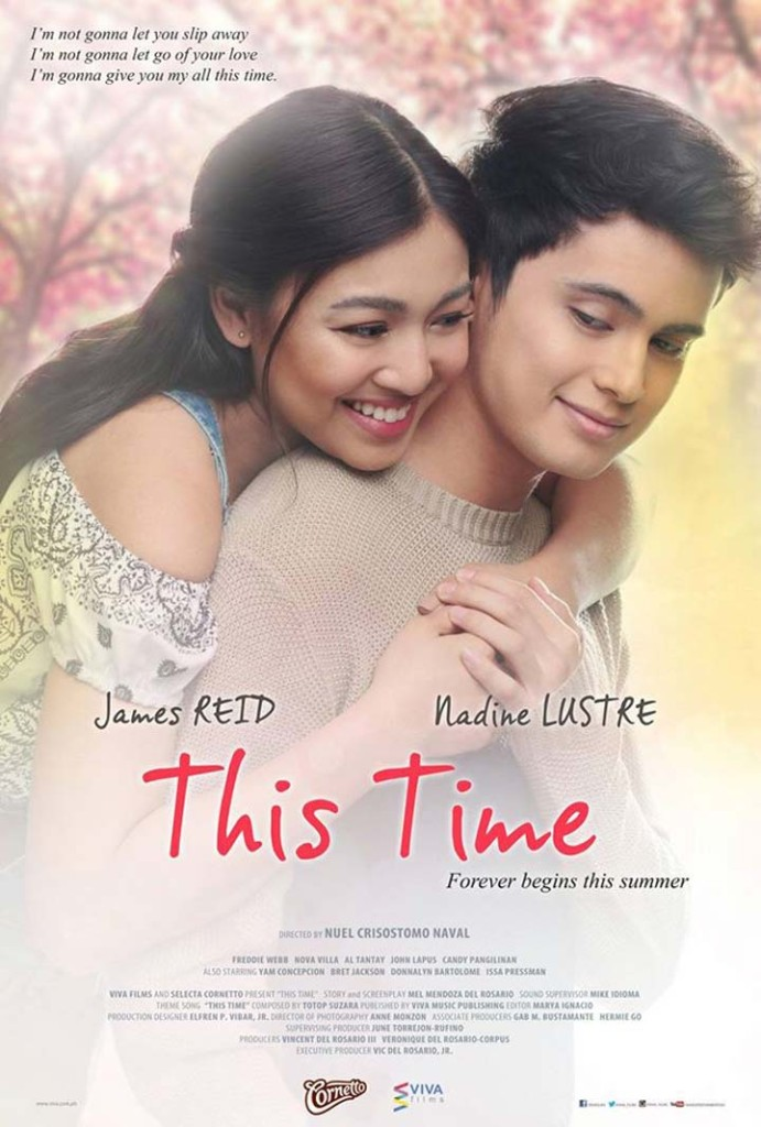 This Time - JaDine poster