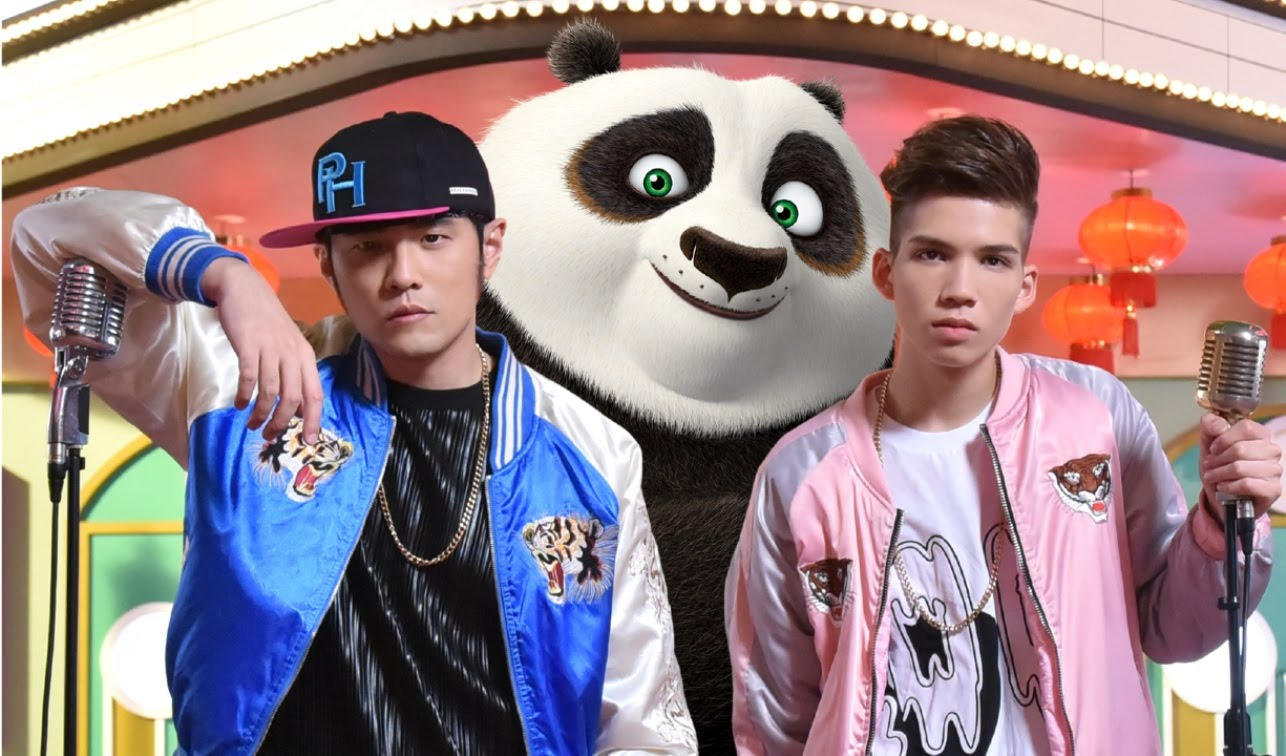 "Jay Chou and Patrick Brasca's single ""Try"" is the official song for Kung Fu Panda 3"