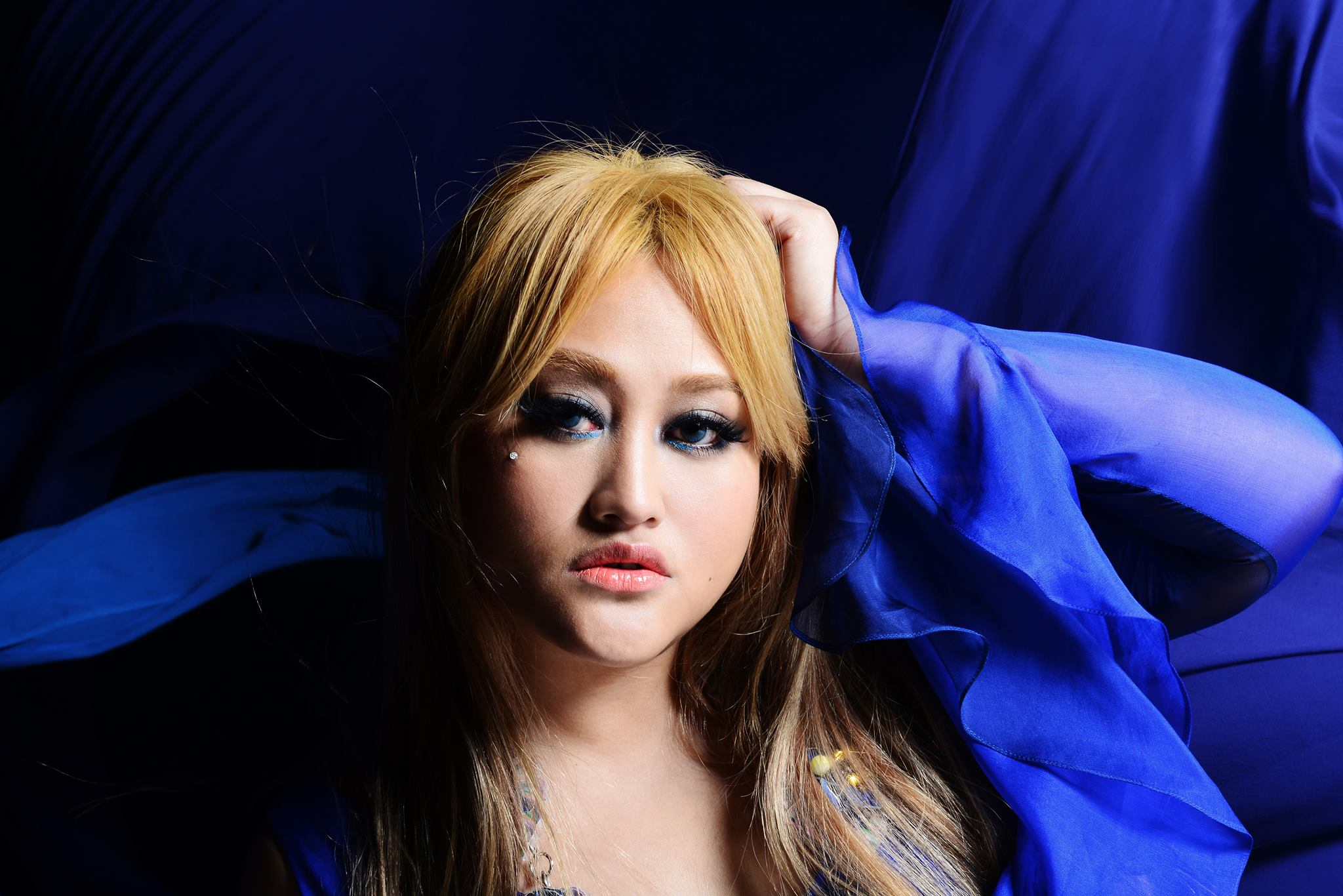 Jiajia bullied in her native Taiwan about her weight