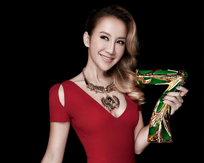 CoCo Lee Nude Photos 1