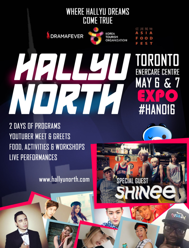 Hallyu North 2016