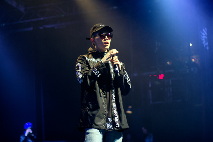 Photo Gallery: AOMG – Playstation Theater, New York (08.04.16)