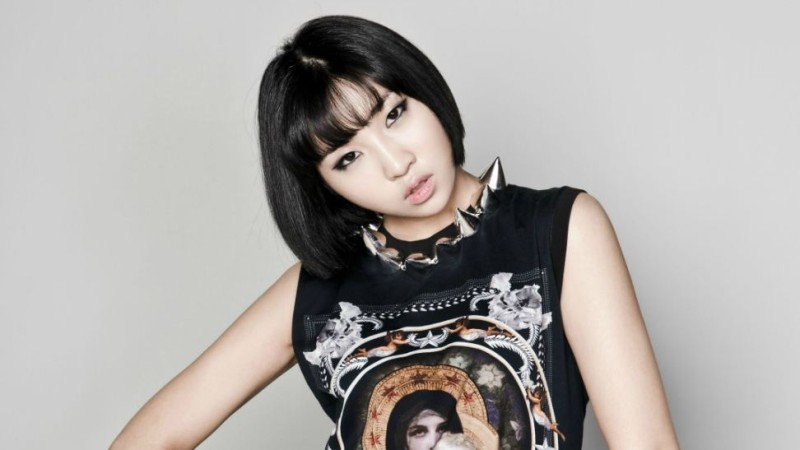Minzy from 2NE1 to leave group. 2NE1 to continue as a three member act