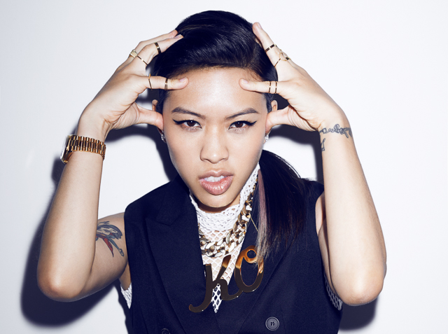 Taiwanese rapper Miss Ko joins Universal Music Taiwan