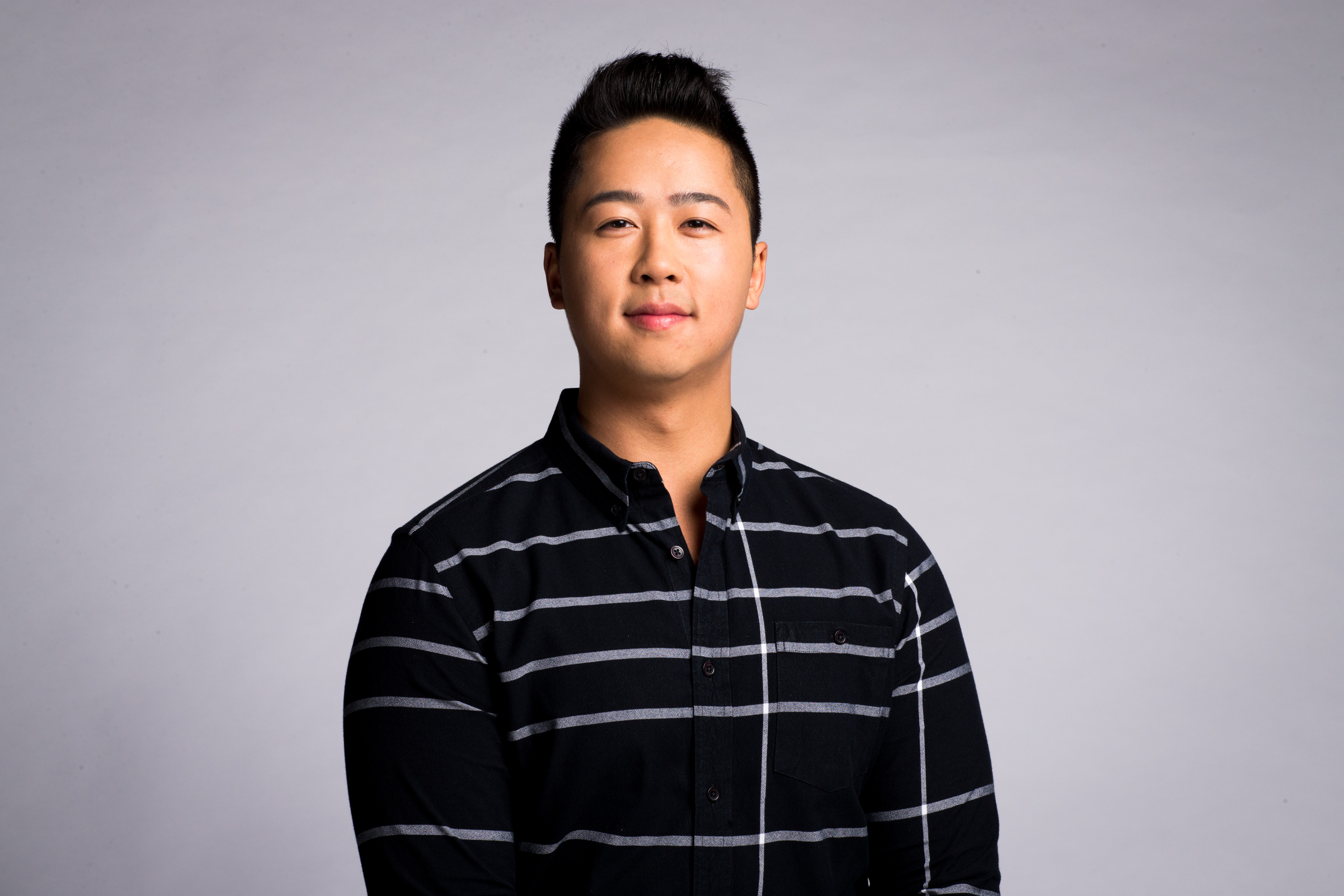 Mychonny on Asian dating, not wearing pants and his new radio show on SBS