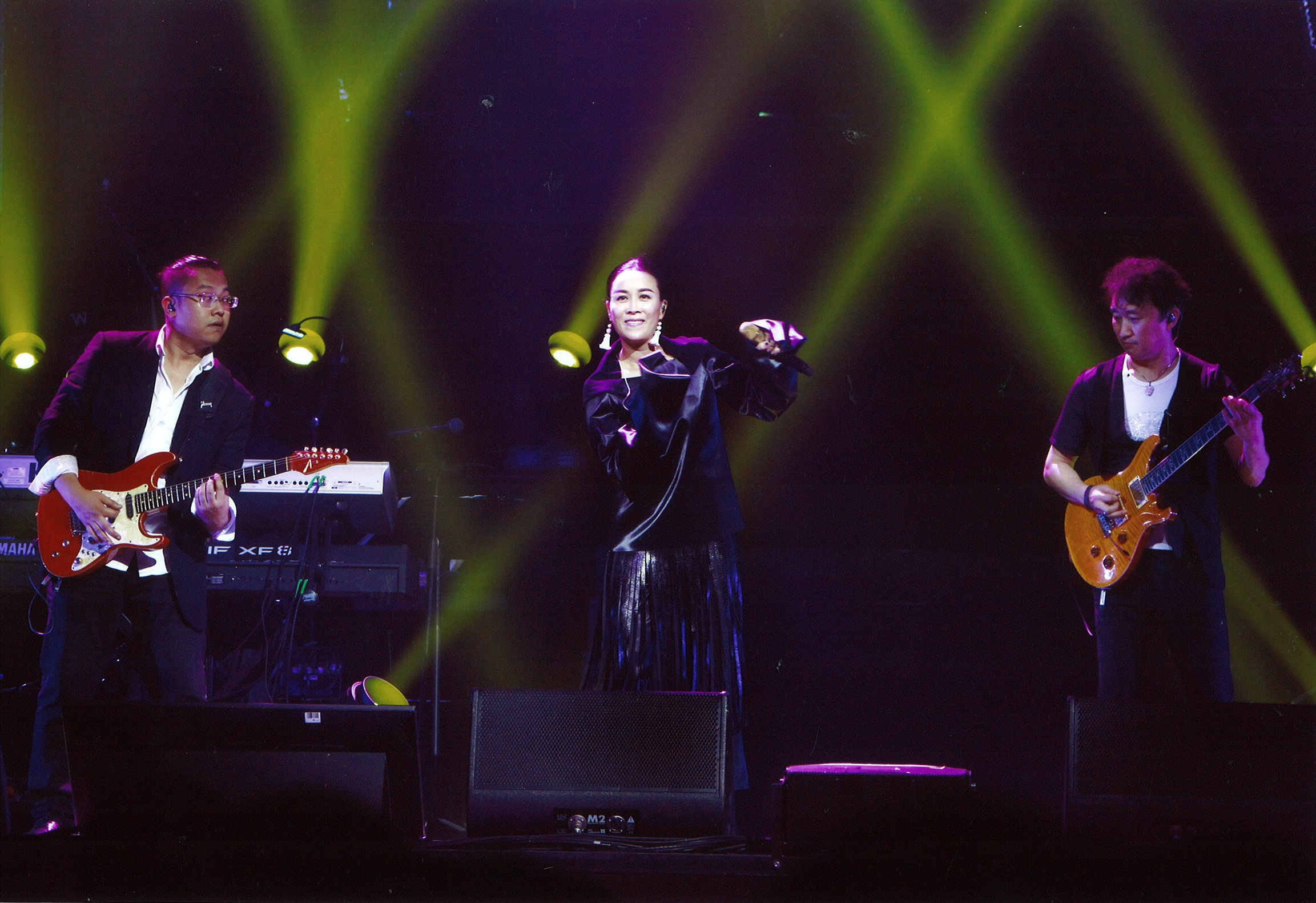 Live Review: Na Ying – The Star Event Centre (28.03.16)