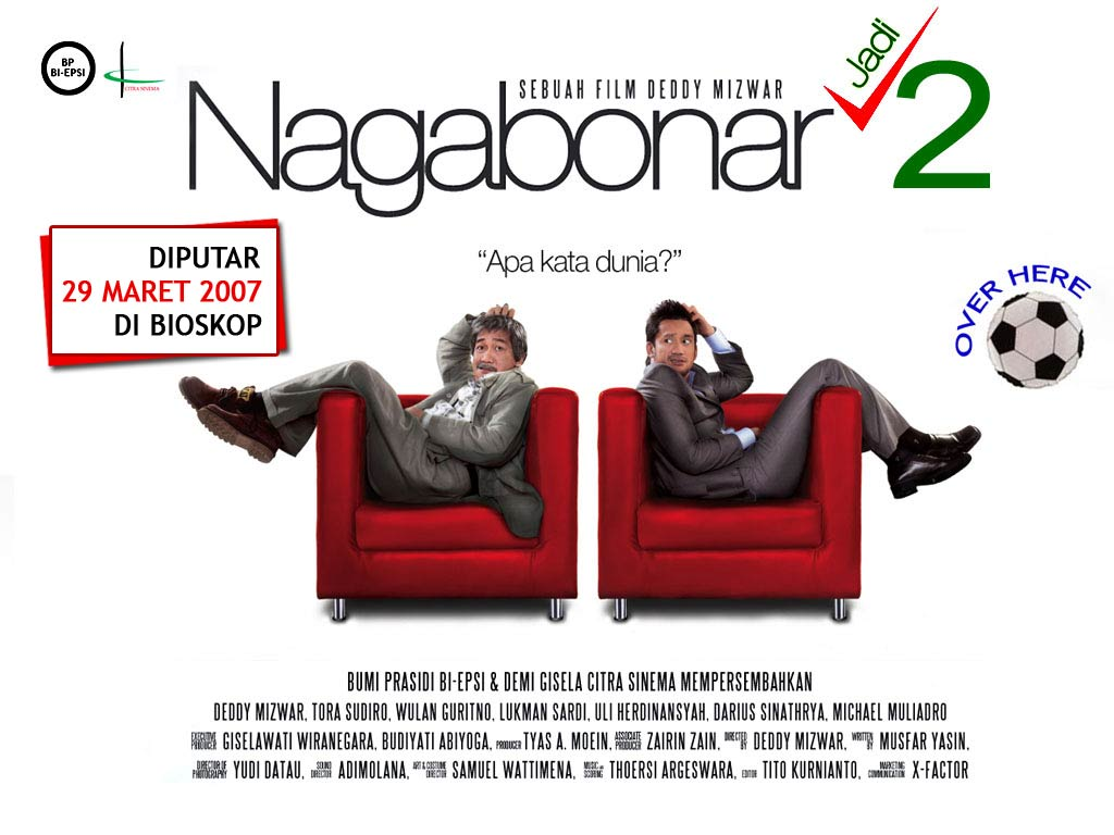 IFF 2016 Review: Naga Bonar Becomes 2 (Indonesia, 2007)