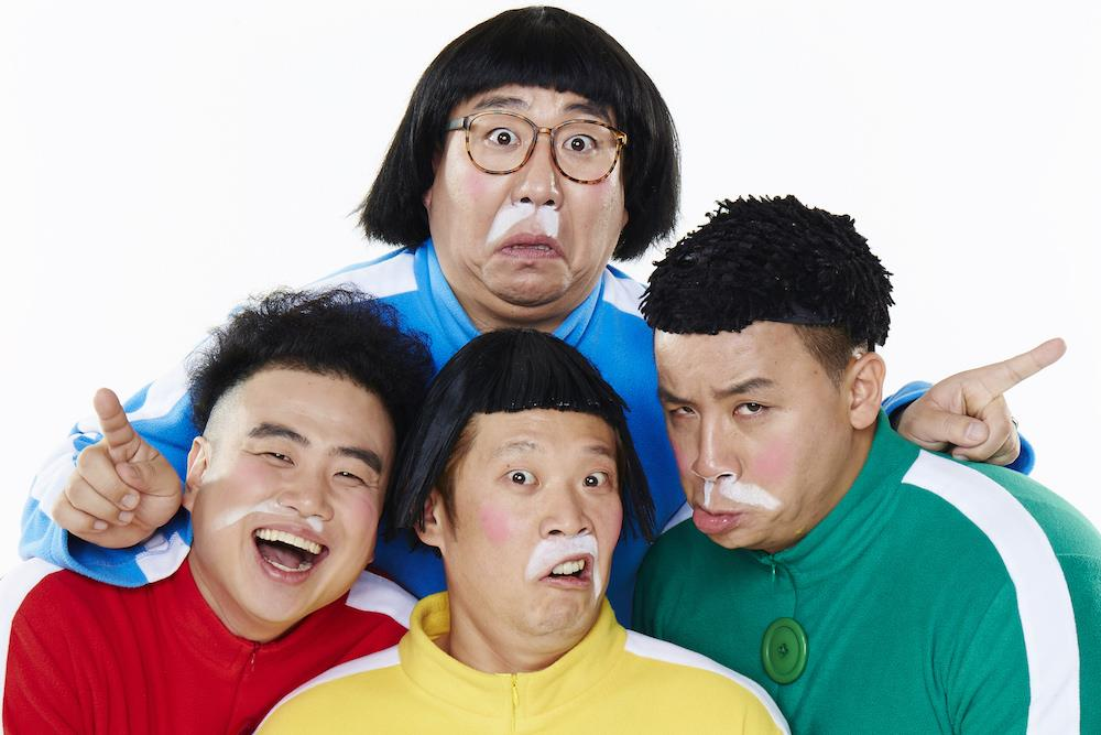 "Korean comedy group ONGALS to bring their ""Babbling Comedy"" to Melbourne and Sydney"