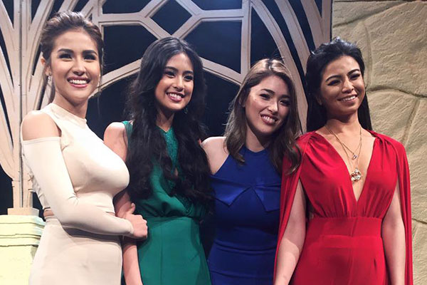 Cast of smash hit Philippines fantasy series Encantadia revealed!