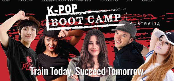 The Academy announce details for auditions and their K-Pop Boot Camp in September